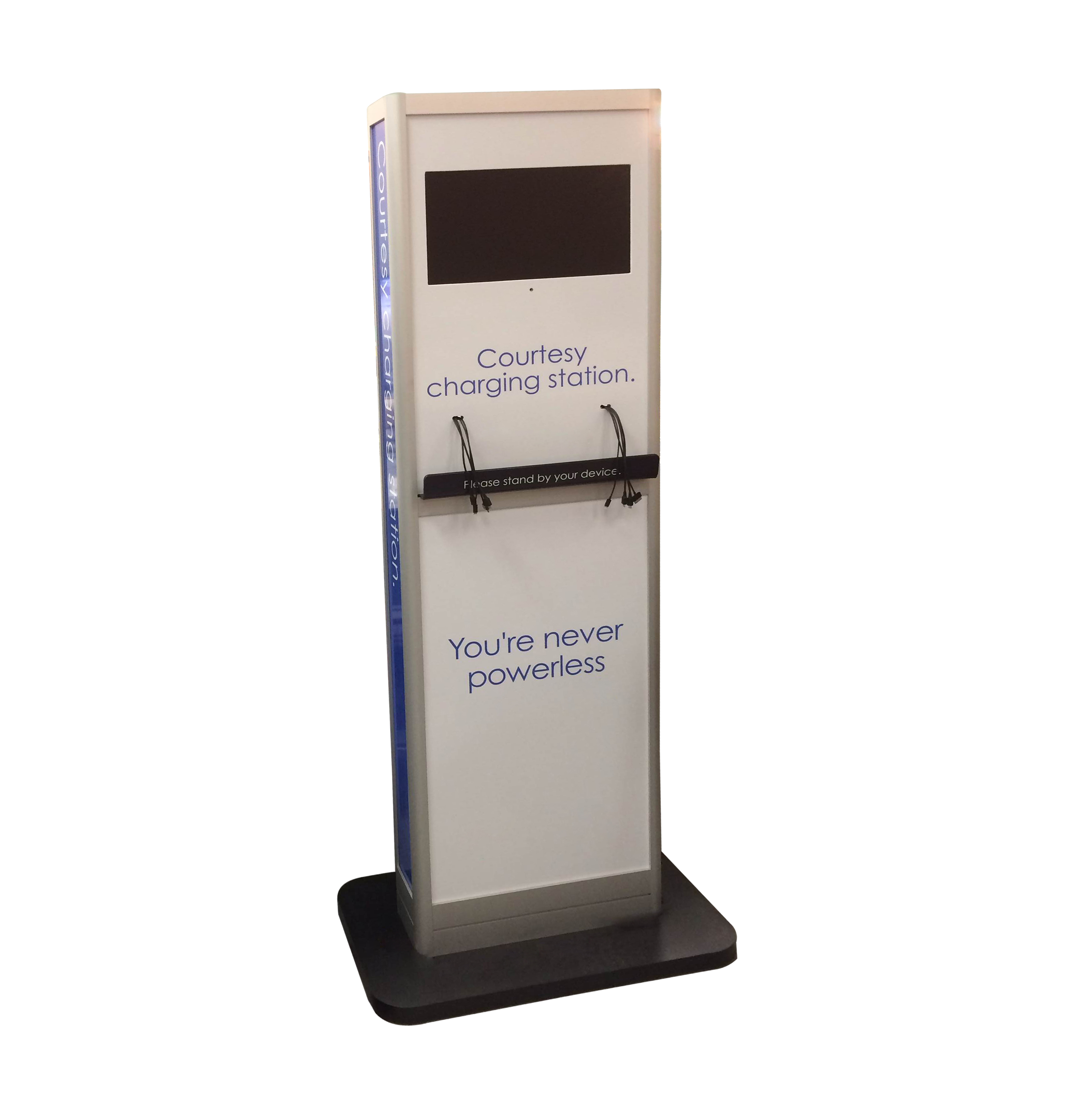 Mobile Phone Charging Kiosk Mobile Phone Charging Station